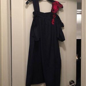 Anthropologie tunic dress
